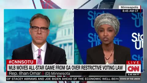 """Omar On GA Voting Law: """"We Know That Apartheid Ended In South Africa Because Of Boycotts"""""""