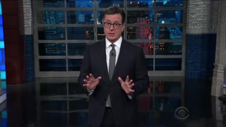 Colbert: Other Countries Aren't S***holes. The U.S. Is A S***hole Because Trump Is President! - Video