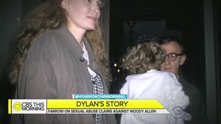 Dylan Farrow Says Hollywood 'Systemically' Covered Up - Video