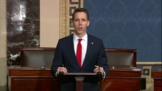 Senator Hawley Remarks on Direct Assistance in COVID Relief