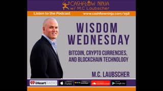 M.C. Laubscher Discusses Bitcoin, Crypto Currencies, and Blockchain Technology