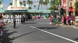 Storm Troopers Hollywood Studios