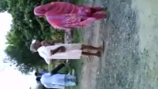 Punjabi fighting  - Video