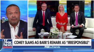 'JUST COME CLEAN': Dan Bongino Tears Into James Comey