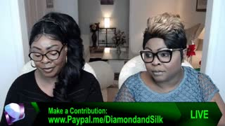 Diamond and Silk on Live 11-6-2020