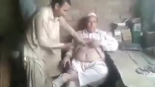A powerful belly  - Video