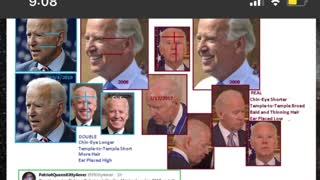 What is Real and Fake Biden Whitehouse?