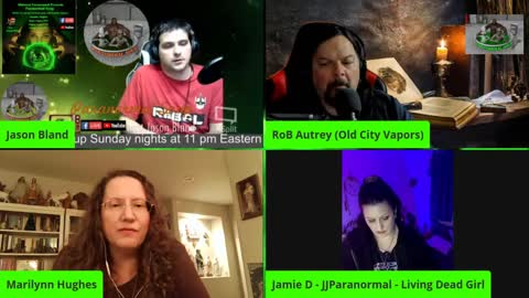 Paranormal Soup with Jason Bland, Marilynn Hughes, Out of Body Travel 2