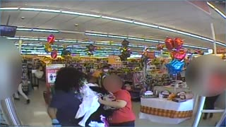 Tampa Police Release Surveillance Video of Family Dollar Robbery
