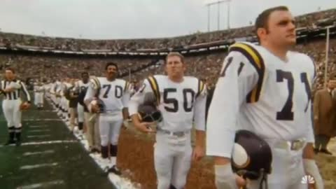 Bud Grant Talks About Vikings Formation