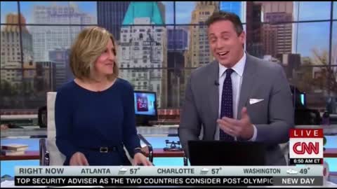 CNN Hosts Mock Trump's Marriage, Break Out Laughing On Live TV