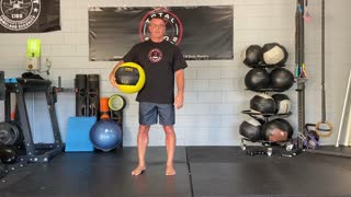 Functional Mobility Movement #1: Medicine Ball 180 Degree Rotations