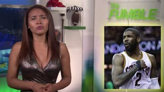 Kyrie Irving Says the Earth is Flat... - Video