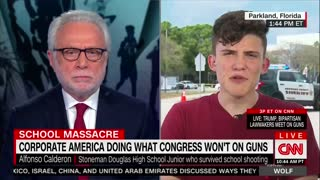 Basically Killing Children - Parkland Student - Video