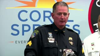 Coral Springs Sgt. brought to tears recounting school shooting - Video
