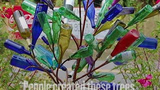 Bottle Trees: A Unique Southern Tradition with Ancient Origins