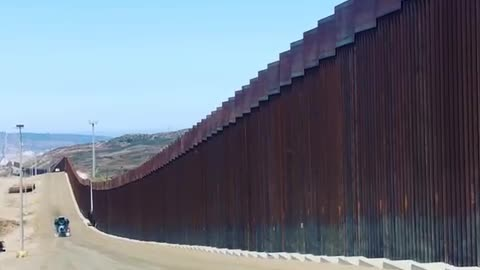Mexico boarder wall