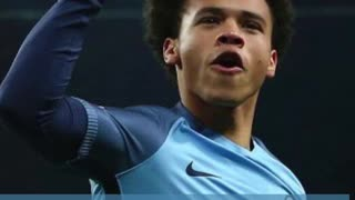 The Fastest Football (soccer) Players In The Premier League - Video