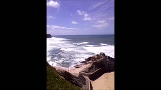 Amazing beach view - Video