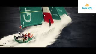 Volvo Race, into the Storm