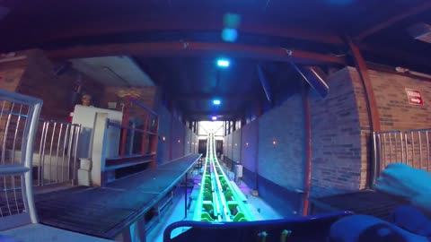 Zombie Ride in Magic Forest