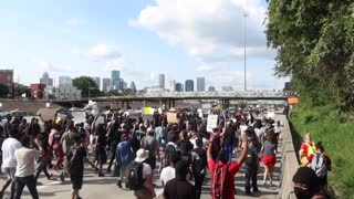 Houston Protest
