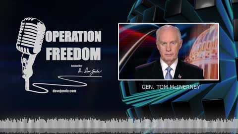 Gen. Tom McInerney: It's All About The Constitution