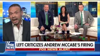 Dan Bongino on left's hysteria over McCabe: 'Who cares what liberals have to say?' - Video