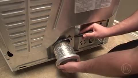 MagVent Dryer Vent Connector