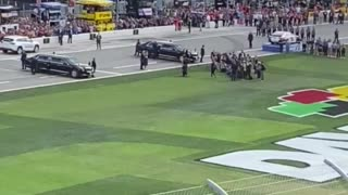 National Anthem and pledge Daytona 500 2020