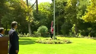 British embassy reopens in Iran - Video