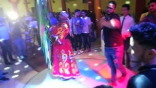 People Try To Copy Cat Dancer Show In wedding