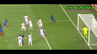 France 2 - 0 Albania (EURO 2016) Last Minute Goals HD - Video