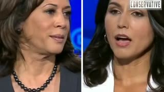 Classic! When Tulsi Gabbard destroyed Kamala Harris