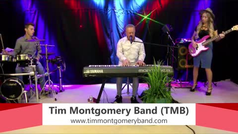 Good news, music and a special request on harmonica. Tim Montgomery Band Live Program #380