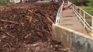 Flash Floods Overwhelm in Arizona - Video