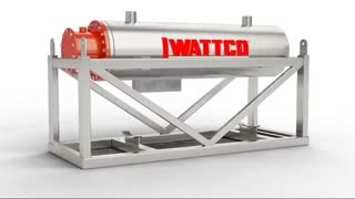 Wattco - Horizontal Circulation Heater Animation - Video