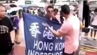 Hong Kong Mans Message to Donald Trump