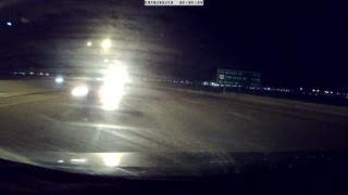 Drunken Head-On Collision - Video