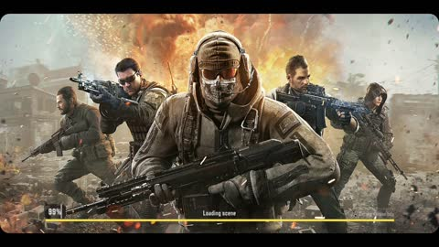 Call of duty mobile Android gameplay