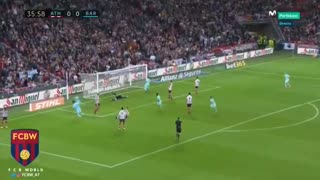 Gol de Messi vs Bilbao - Video