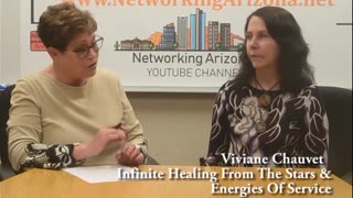 Networking Arizona YT Show - Infinite Healing From The Stars