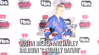 Justin Bieber and Hailey Baldwin 'Casually Dating' - Video
