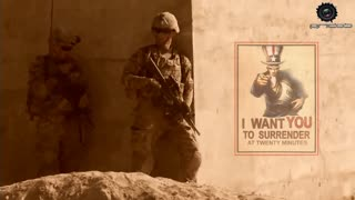Funny video of ISIS Terrorists VS US Army - Video