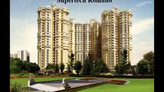 Supertech Romano Floor Plans - Video