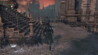 BLOODBORNE - Father Gascoigne