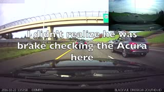 Insurance Fraud Attempt? - Video