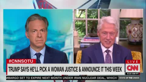 Clinton Blasts McConnell: 'When It's to His Advantage, the People Are Not Entitled to a Say'