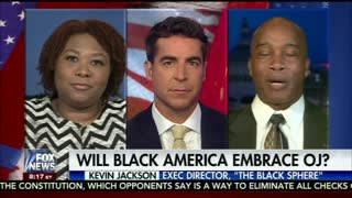 Jesse Watters and Kevin Jackson discuss OJ - Video
