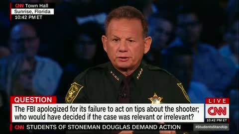 Dana Loesch confronts Florida Sheriff on failing to follow up on school shooter warning signs